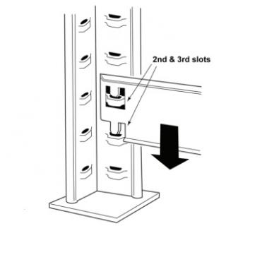 5 lentynų stelažas 2