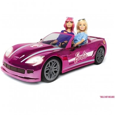 """Barbie"" žaislinis automobilis"