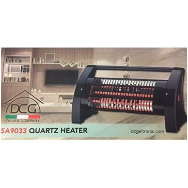 DCG kvarcinis elektrinis šildytuvas 2