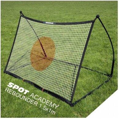 Futbolo vartai/mokymo sistema