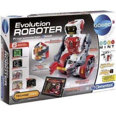 """""""Galileo Evolution"""" robotikos komplektas"""