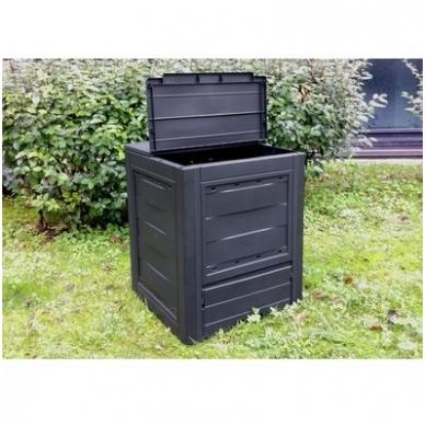 Kompostavimo dėžė 260 L 2
