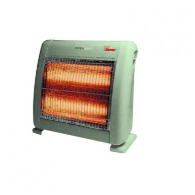 Kvarcinis elektrinis šildytuvas Bimar