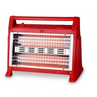 Kvarcinis elektrinis šildytuvas DCG su drėkintuvu