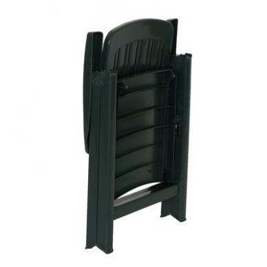 Lauko plastikinė kėdė 3