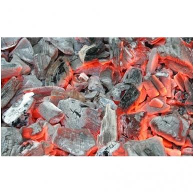 Medžio anglių grilis 3