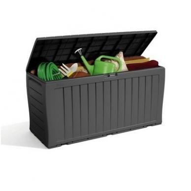 Rakinama plastikinė dėžė 270L