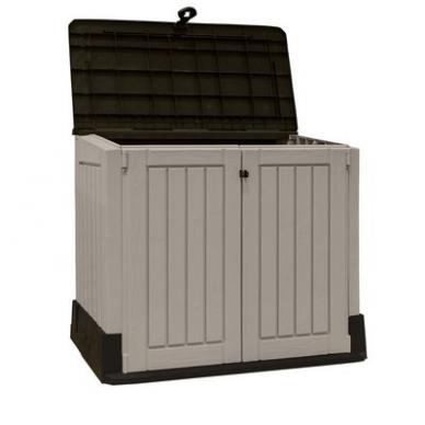 Rakinama plastikinė dėžė 845L 2