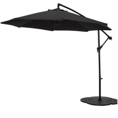 Reguliuojamas lauko skėtis