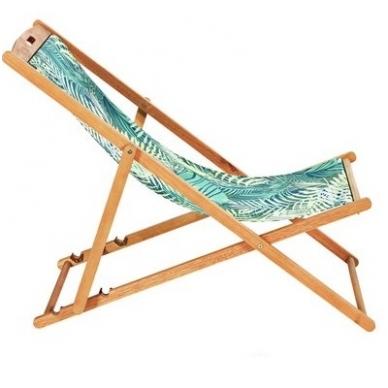 Sulankstoma kėdė gultas Palmė 2