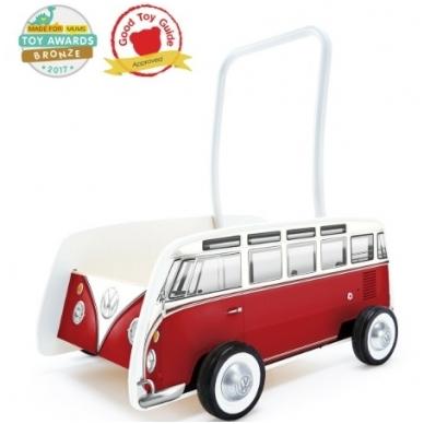 """Žaislas """"Hape"""" klasikinis autobusas T1 Walke"""