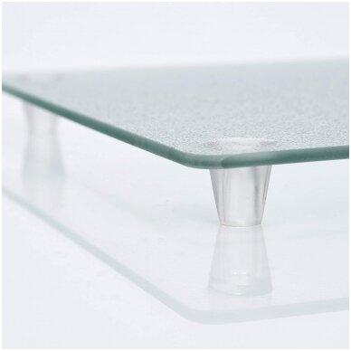 """""""Zeller"""" 2 dalių stiklinės pjaustymo lentos 2"""